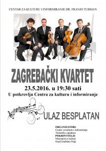 zagrebački kvartet plakat jpg
